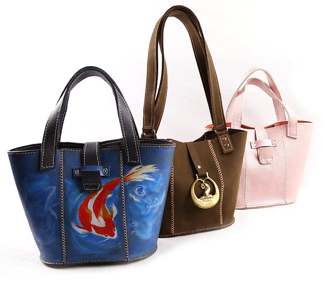 Custom Bucket Bag