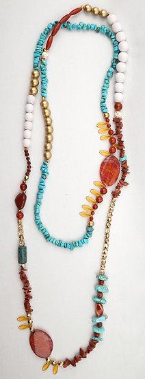 Pele Wrap Necklace
