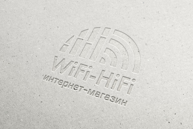 Логотип онлайн-магазина