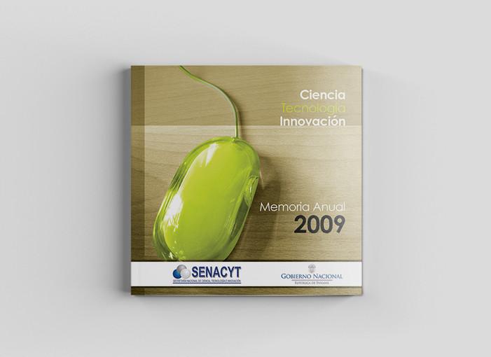 Обложка информационной брошюры для Министерства Технологий города Панамы