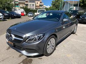 Mercedes Benz C200 Coupé