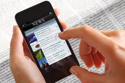 Befragungen mit Smartphone oder Tablet
