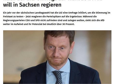 Meinungsbarometer Sachsen (2)