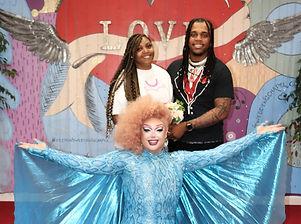 drag queen wedding, las vegas drag queens, lgbtq weddings las vegas, get married by a drag queen, best drag queens in las vegas