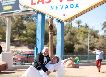 Las Vegas Weddings are Built on Entertainment!
