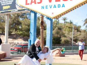 Las Vegas Weddings are Built on Entertainment!