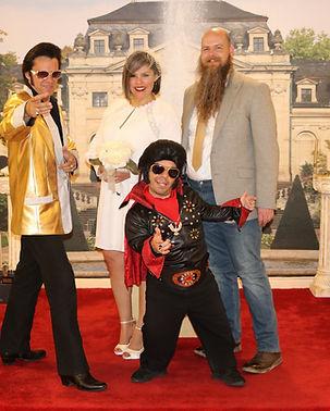 Little Elvis Renewal of Vows Packages in Las Vegas