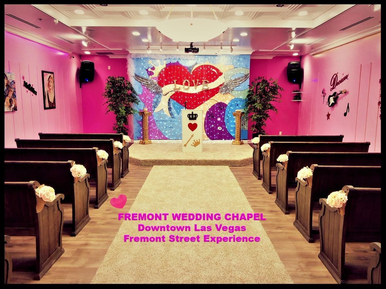 Fremont Wedding Chapel 39 Weddings Las Vegas Wedding