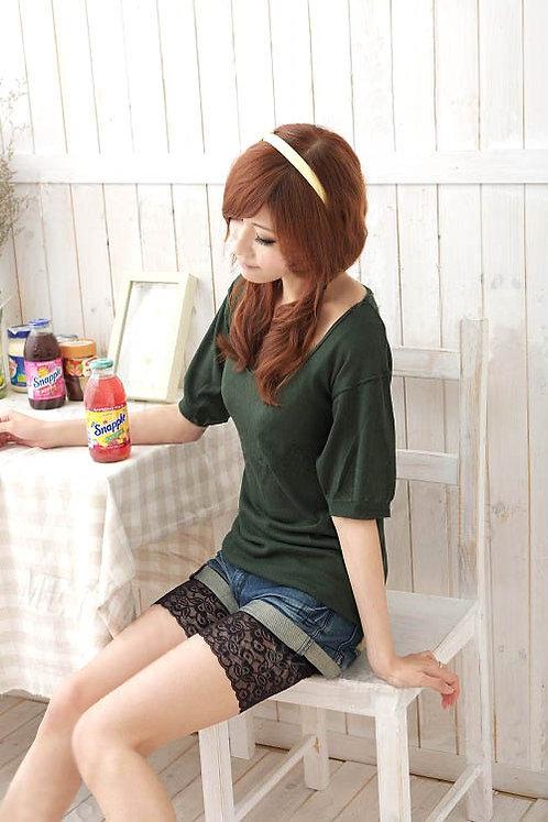 Lace Shaping Shorts