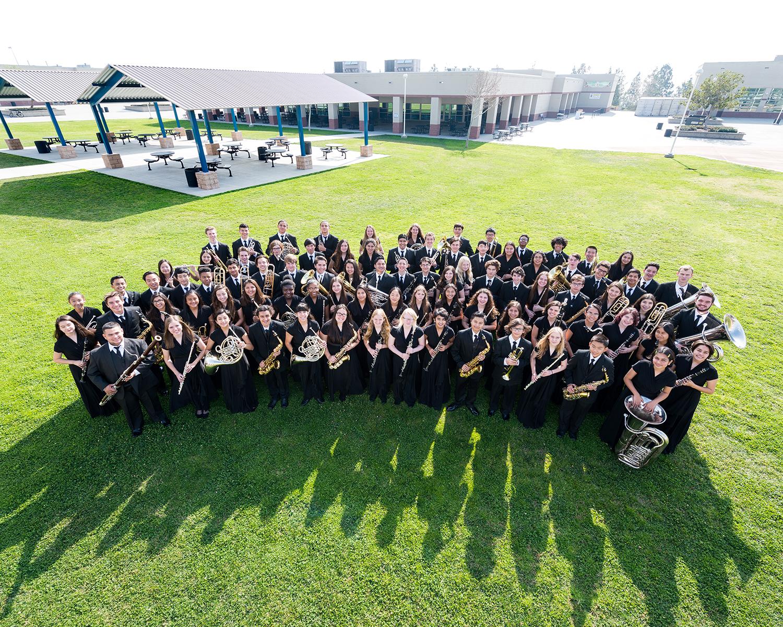 2017-2018 Symphonic Band