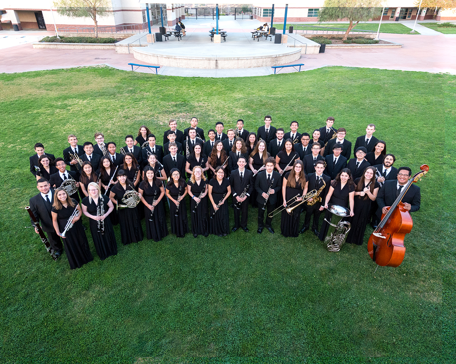 2017-2018 Wind Ensemble