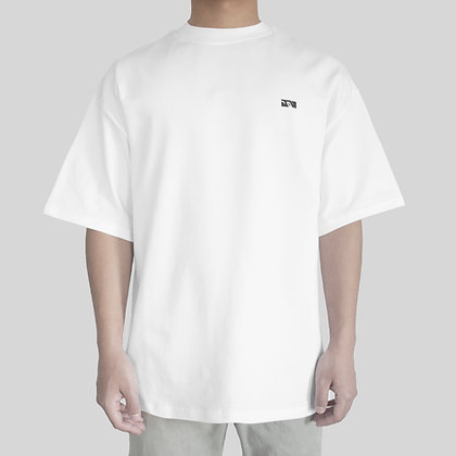 J-OH essential white tee