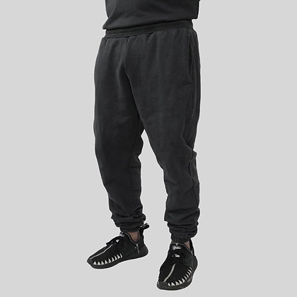 J-OH essential vintage black sweatpants
