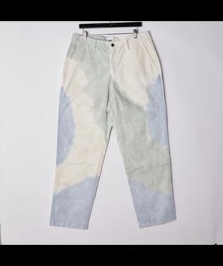 Tie Dye Hard Work Carpenter Jeans