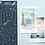 Thumbnail: 「PLEPLE」シュシュホログラム銀箔 ラインステッカー 4種セット