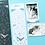 Thumbnail: 「PLEPLE」シュシュホログラムカラーラインステッカー 4種セット