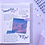 Thumbnail: 「ICONIC」カリアルファベット 数字 シールパック