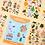 Thumbnail: 「SECOND MAISION」ジューシーベア 童話ステッカー 8種セットA