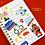 Thumbnail: 「SECOND MANSION」ジューシーベアリムーバーステッカー 8種セット·国