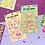 Thumbnail: 「SECOND MANSION」ジューシーベアリムーバーステッカー 8種セット·果物