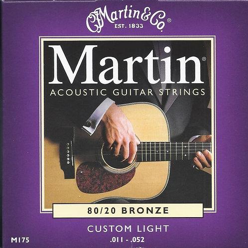 Martin custom light M175. 11 - 52