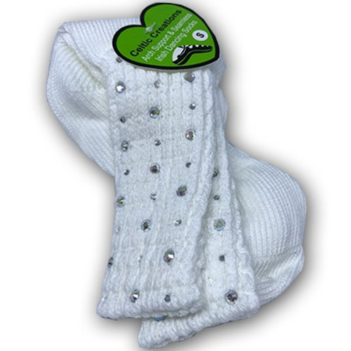 CELTIC CREATIONS DIAMONTE ARCH SUPPORT SOCK