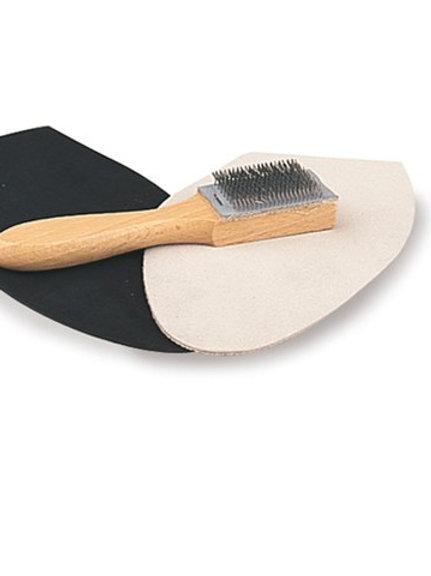 SUEDE SOLE BRUSH