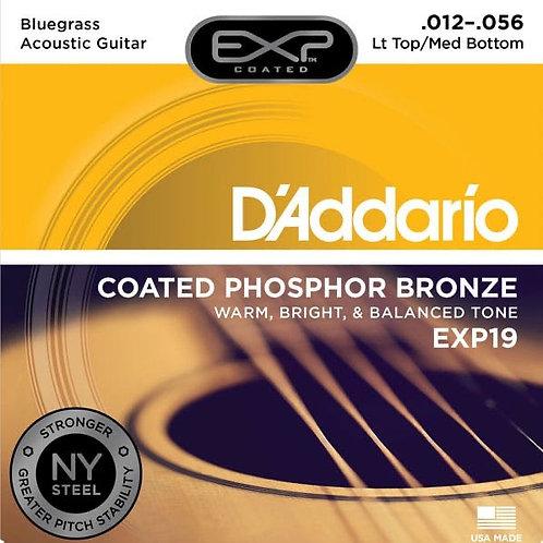 D'Addario Acoustic Strings EXP19