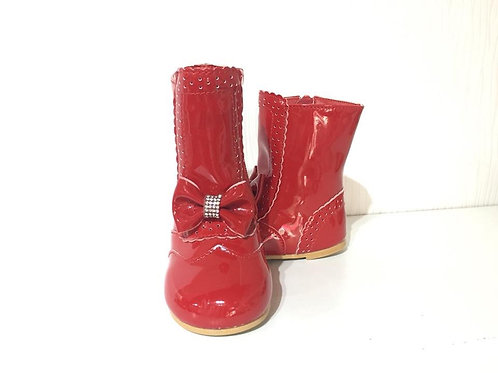 Baby Red Boots