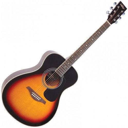 Vintage Guitar V300 SB