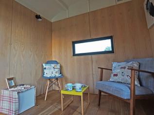 Shepherd Hut Summerhouse