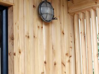 Cedar & Oak Herdwick Hut