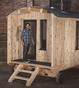 Shepherd hut manufacturer