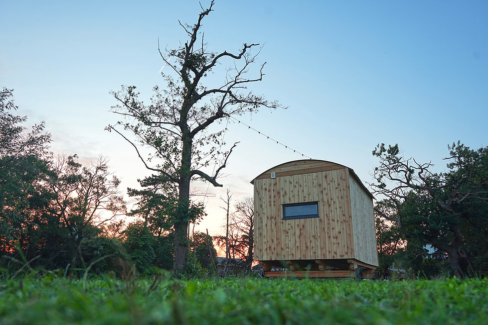 Contemporary Shepherd Hut