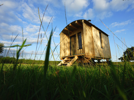 Planning Permission for Shepherd Huts