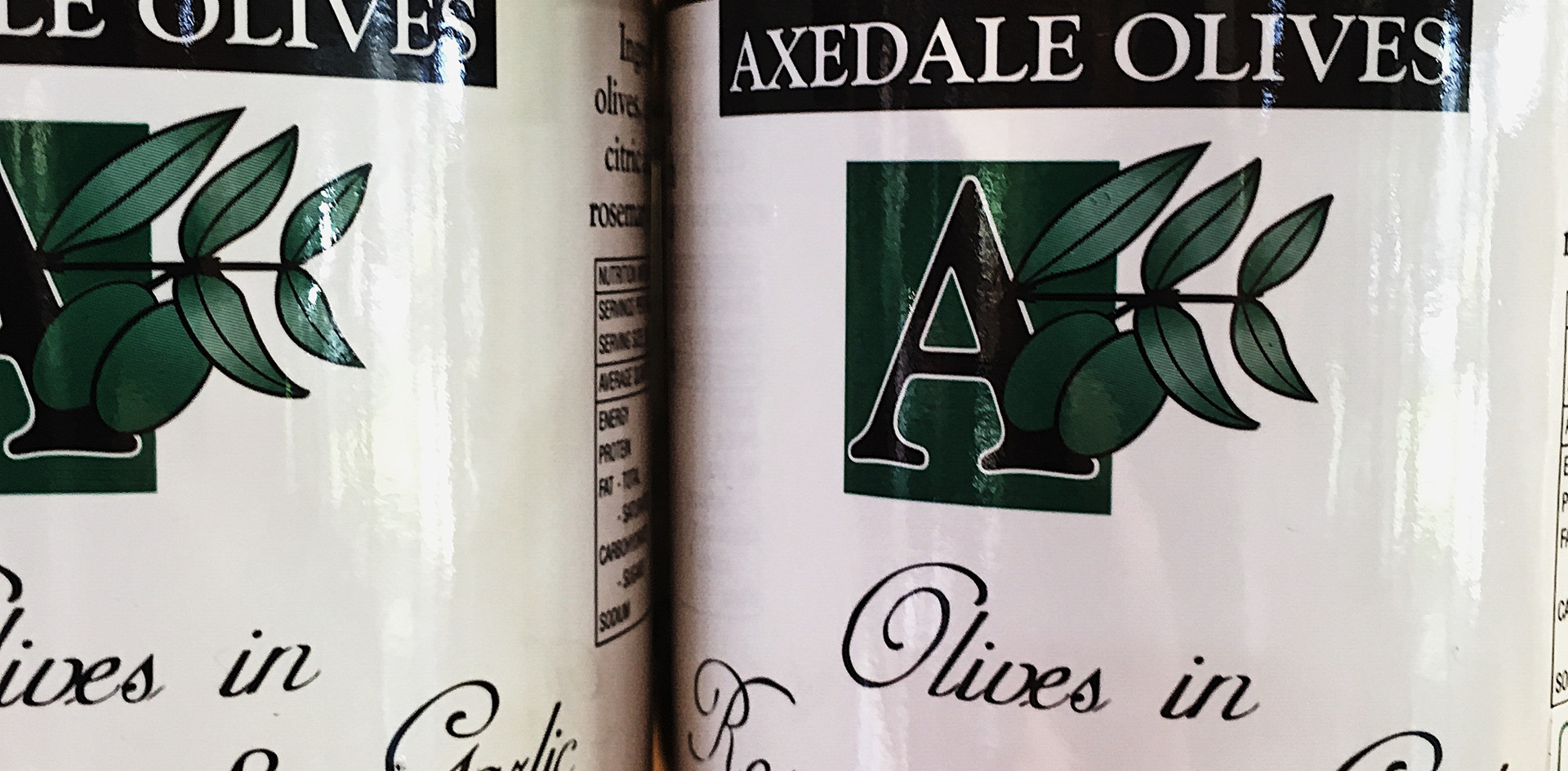 Axedale olives