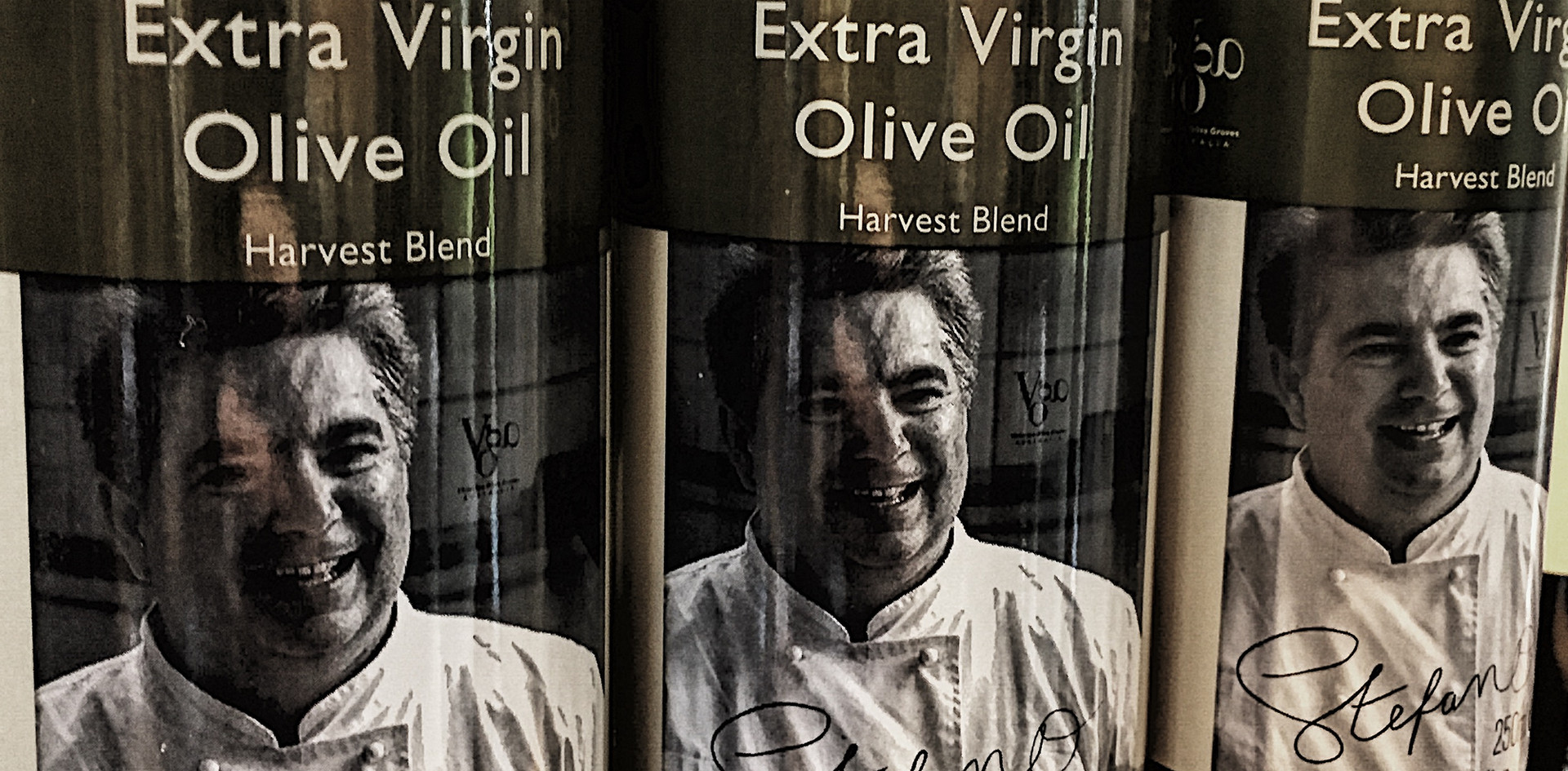 Stephano's olive oil