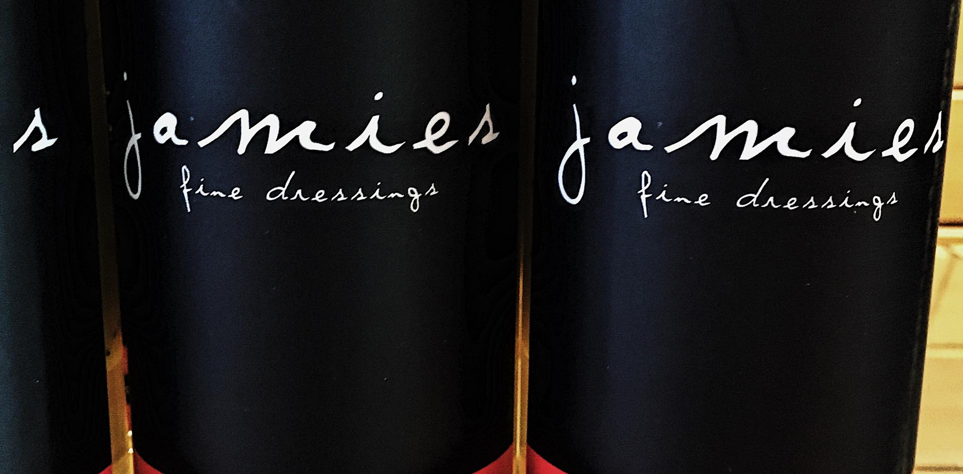 Jamie's dressings