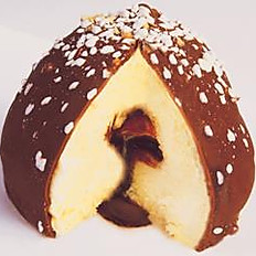 Chocolate & Zabaioni Bomb