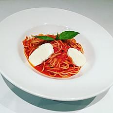 Spaghetti Al Pomodore