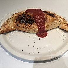 Calzone pollo e pancetta