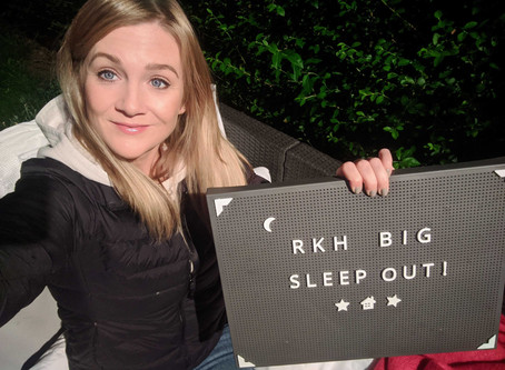 Creative agency raises £2,500 for youth homelessness charity with sleep out event