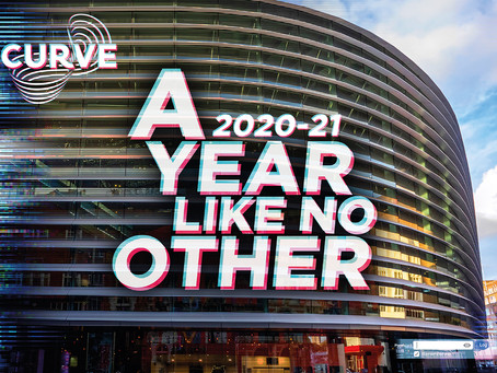 Curve's releases retrospective '2020 A Year Like No Other' brochure