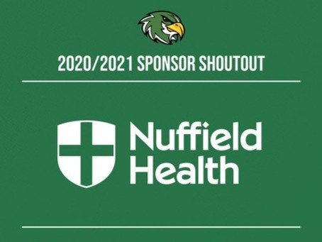 Nuffield Health teams up with Leicester Falcons