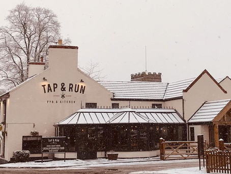 Acclaimed chef's Sunday roast takeaway delivered by Tap & Run
