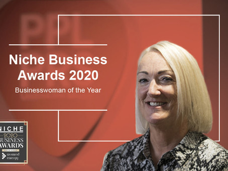 Niche Business Awards 2020 Businesswoman of the Year amazed at talent and innovation in Leicester