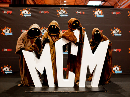 MCM Comic Con is back with a bang in Birmingham