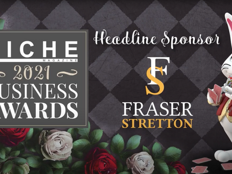 Finalists announced for the Niche Business Awards 2021