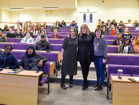 De Montfort University students deliver creative ideas for Pall-Ex campaign