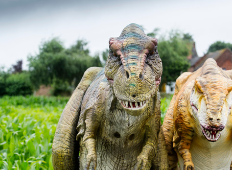 Tickets go on sale today for summer Dino event